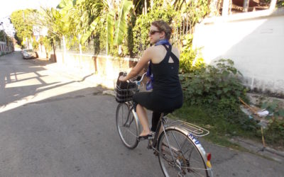 Chiang Mai by bike