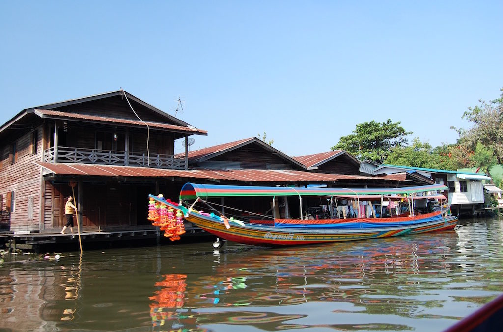 Day 2: Bangkok by boat and the reclining Buddha