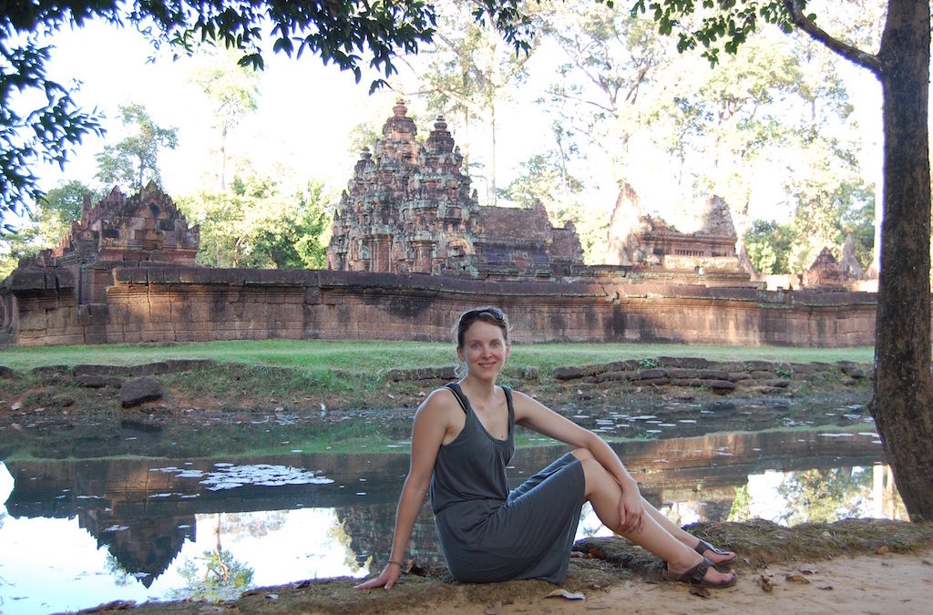 Banteay Srey: the lady temple