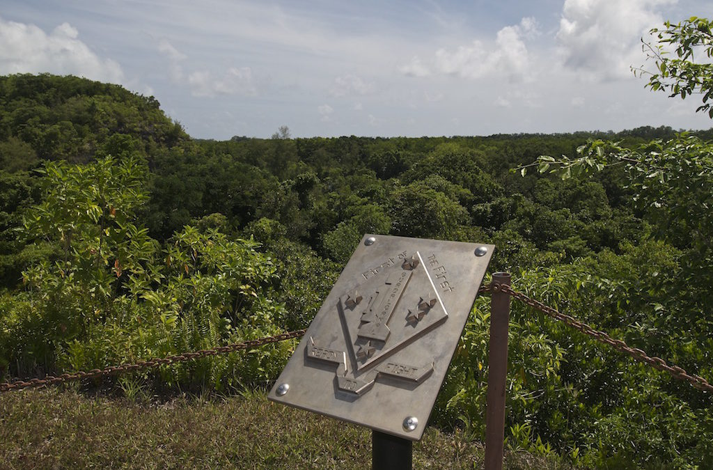 Peleliu Island: A journey into the past