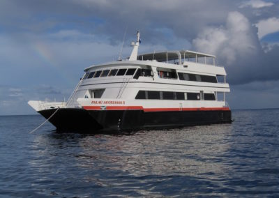 Our live-aboard