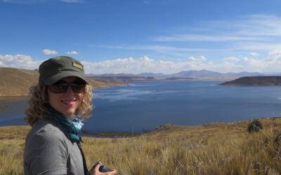 A day trek near Puno