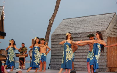 A Hawaiian Luau