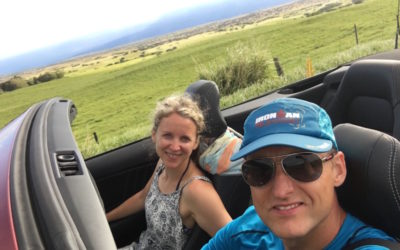 On the road to Hawi